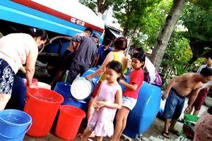 Khẩn cấp có biện pháp phục hồi cấp nước sinh hoạt tại Đà Nẵng