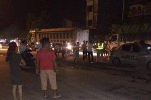 3 nam thanh niên đánh CSGT nhập viện trong đêm
