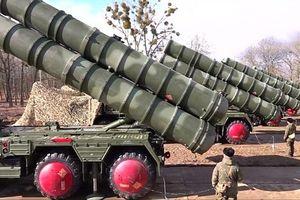 Tiết lộ đặc điểm khiến 'rồng lửa' S-400 của Nga vượt trội hơn 'lá chắn thép' của Mỹ