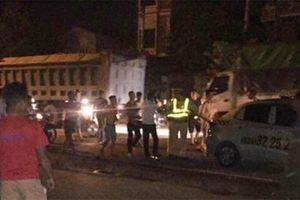Hà Nội: Tạm giữ nhóm thanh niên tấn công CSGT khi bị dừng xe để kiểm tra
