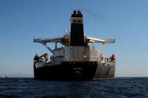 Mỹ 'bằng mọi giá' ngăn Iran chở dầu tới Syria