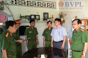 Bắt nguyên Chủ tịch, Phó chủ tịch UBND thành phố Trà Vinh