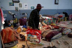 'Địa ngục trần gian' trong những trại giam giữ người di cư ở Libya