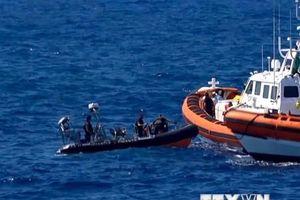 5 nước châu Âu đồng ý tiếp nhận người di cư trên tàu cứu hộ Open Arms