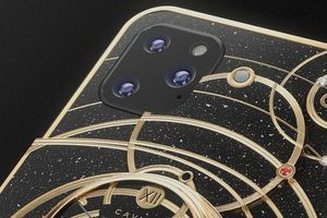 Caviar cho đặt trước iPhone 11 phiên bản 'độ' siêu xa xỉ với giá trên 1 tỷ đồng