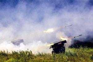 Nga sẵn sàng xuất khẩu hệ thống pháo phản lực hiện đại nhất Tornado-S