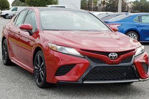 Triệu hồi Toyota Camry 2019 tại Mỹ do lỗi túi khí an toàn