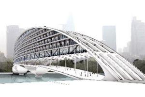 Người dân đề xuất xây cầu đi bộ nối quận 1 với Thủ Thiêm, Bộ Giao thông vận tải nói gì?