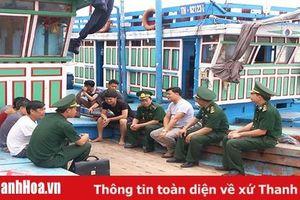 Đồn Biên phòng Hải Hòa làm tốt công tác phổ biến, giáo dục pháp luật giúp ngư dân vươn khơi bám biển