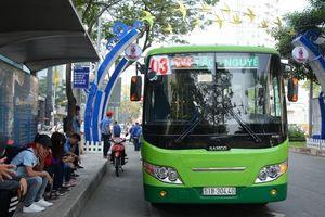 TP. Hồ Chí Minh tăng cường 1.023 chuyến xe buýt phục vụ dịp lễ 2/9