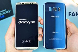 điện thoại Samsung S10+ 'chính hãng' giá dưới 4 triệu đồng