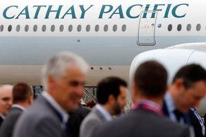 CEO Cathay Pacific: Thà mất chức, không nêu tên nhân viên biểu tình ở Hong Kong
