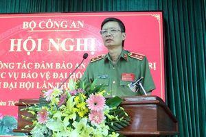 Đảm bảo An ninh chính trị nội bộ phục vụ bảo vệ Đại hội Đảng các cấp