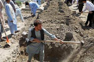 Thêm nhiều người chết trong vụ đánh bom đám cưới ở Afghanistan