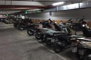 Hà Nội: Khách hàng bị mất trộm xe máy ở tòa nhà chung cư được đền bù