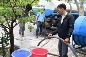 Tái diễn mất nước sinh hoạt ở Đà Nẵng ở cuối mùa khô