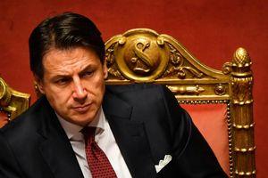 Vì sao Thủ tướng Italy bất ngờ tuyên bố từ chức?