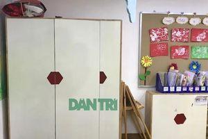 Cân nhắc việc ngừng cung cấp thương hiệu cho cơ sở có giáo viên nhốt trẻ vào tủ