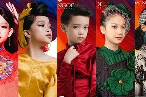 Nhà thiết kế Lê Trần Đắc Ngọc cùng sao nhí đặt chân đến sàn diễn hàng đầu tại Thái Lan