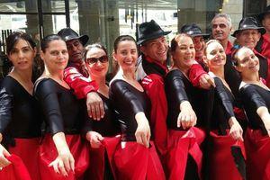 Cơ hội thưởng thức các màn dân vũ hấp dẫn của Israel tại Hà Nội