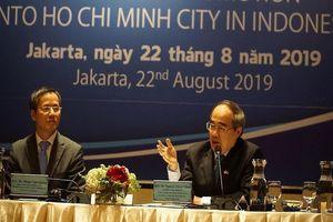 Doanh nghiệp Indonesia quan tâm môi trường đầu tư tại TP.HCM