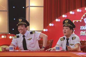 Trấn Thành và Trường Giang làm phi công, thợ điện trên truyền hình
