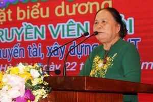 Vinh danh 23 tuyên truyền viên giỏi cấp TP Hà Nội năm 2019