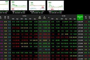 Phiên 22/5: Nhóm cổ phiếu bluechip tiếp tục hỗ trợ VN-Index tiến sát mốc 1.000 điểm
