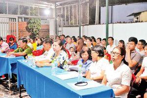 Vai trò cấp ủy chi bộ khu phố trong quản lý đảng viên