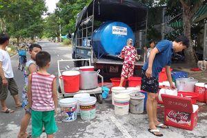 Đà Nẵng khốn khổ vì thiếu nước sạch