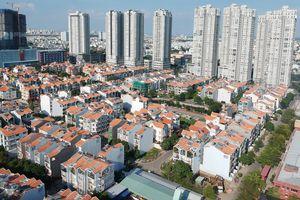 Dân cư tăng nhanh, nhà ở 'hụt hơi'