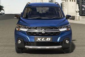 Cận cảnh xe giá rẻ Suzuki XL6 mới từ 318 triệu đồng