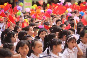 Trường học Đồng Tháp khai giảng đồng loạt từ 7h30 ngày 5/9
