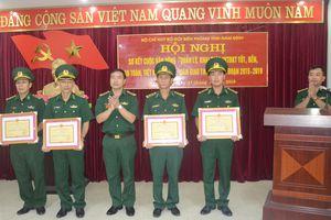 BĐBP Nam Định đẩy mạnh thực hiện Cuộc vận động 50