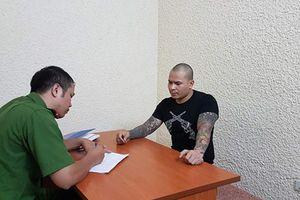'Trùm' đòi nợ thuê Quang 'Rambo' bị khởi tố, tạm giam