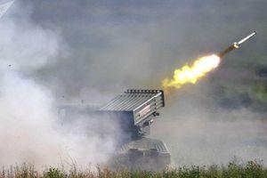 Nga sắp xuất khẩu pháo phản lực bắn loạt tối tân Tornado-S