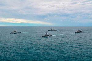 Việt Nam sẽ tham gia diễn tập hàng hải ASEAN – Mỹ