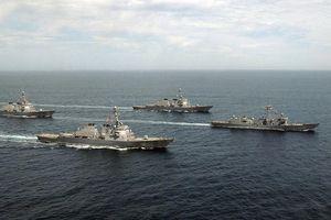 Việt Nam sẽ tham gia diễn tập hàng hải ASEAN - Mỹ vào đầu tháng 9 tới