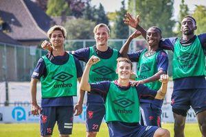Công Phượng nhận tin vui, chờ ra sân ở Sint Truidense