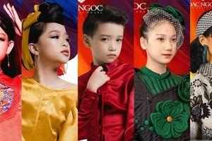 NTK Đắc Ngọc cùng dàn mẫu nhí công phá Bangkok International Kids Fashion Week 2019