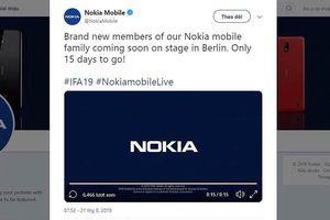 HMD Global xác nhận nhiều mẫu điện thoại Nokia mới tại IFA