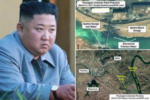 Nhà máy uranium của Triều Tiên rò rỉ chất cực độc ra biển
