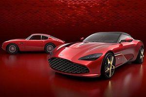 Hơn 170 tỷ đồng cho bộ đôi Aston Martin Zagato mới