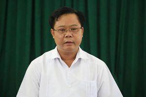 Phó Chủ tịch UBND tỉnh Sơn La Phạm Văn Thủy bị kỷ luật cảnh cáo