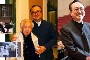 NSND Đặng Thái Sơn: Cha mẹ là 'ngôi sao may mắn' của tôi