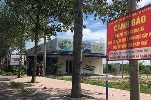 Công an các tỉnh làm việc với nạn nhân mua đất của Alibaba