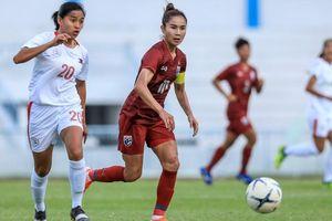 Xác định đối thủ của tuyển nữ Việt Nam tại bán kết AFF Cup nữ 2019