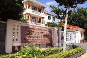 Kỷ luật Phó Giám đốc Sở Tư pháp không nhận quyết định điều động