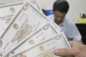 Huy động được 2.854 tỷ đồng trái phiếu chính phủ