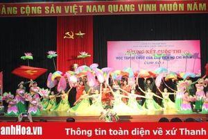 Chung kết Cuộc thi 'Học tập Di chúc của Chủ tịch Hồ Chí Minh', Cụm số I